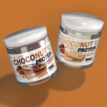 CHOCO NUT PROTEIN Barritas y snacks